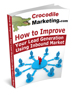 inbound marketing 3d cover guide