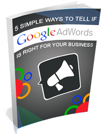 Is Adwords right for your business - Free Guide image
