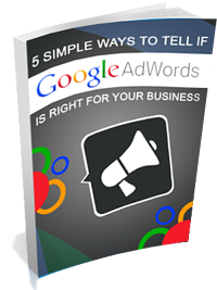 book ocver for 5 Simple Ways To Tell If AdWords Is Right For Your Business