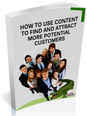 Content marketing stragey ebook cover image