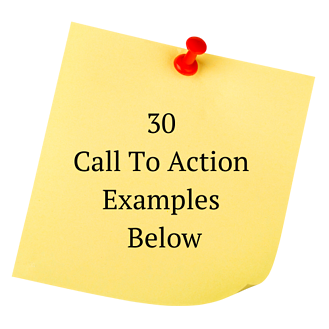 30 Call To Action Examples Below