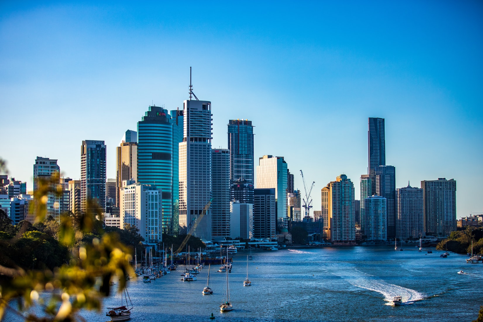 Image of the Brisbane City