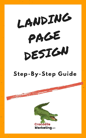 Landing page guide cover