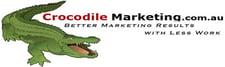Crocodile Marketing Logo