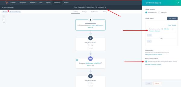 SQL Example   Offer  Turn Off 30 Nov    HubSpot