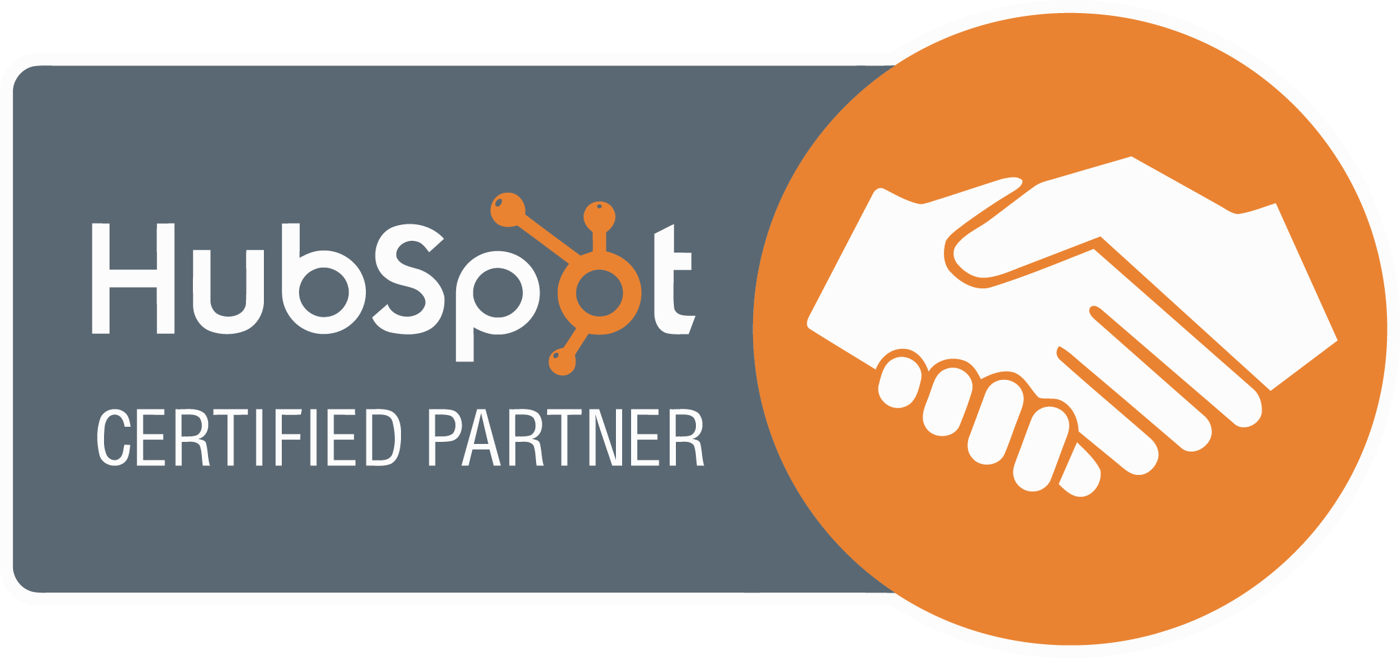Crocodile Marketing HubSpot Certified logo
