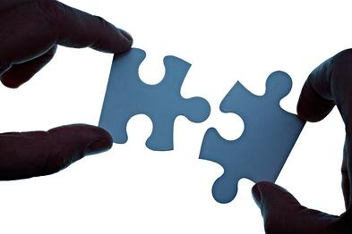 picture of finding the right puzzle pieces