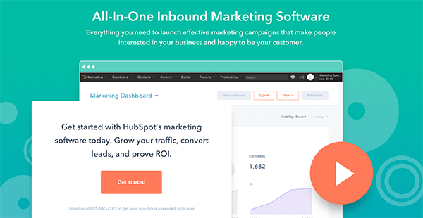hubspot software Portal Set Up