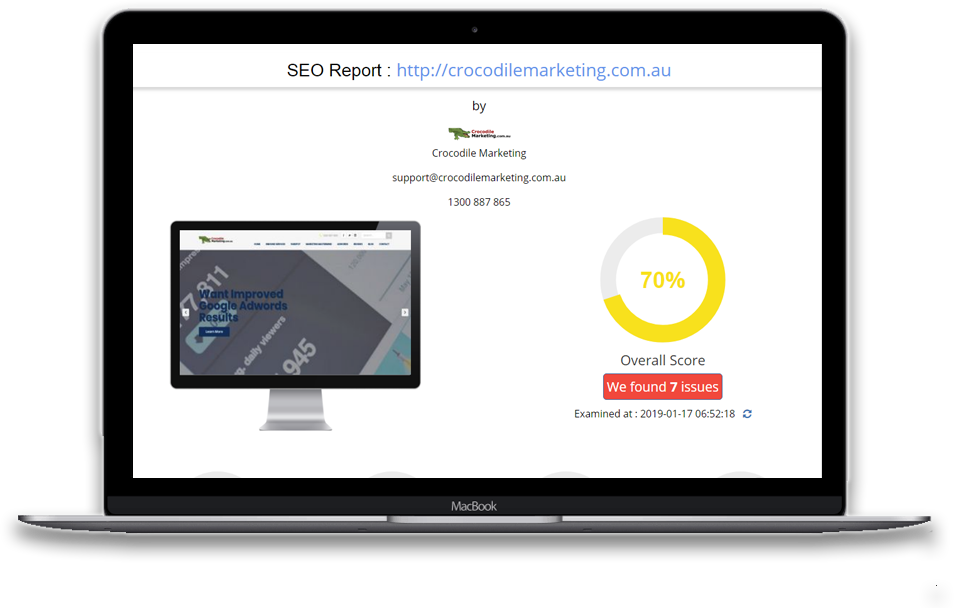 SEO Tools results image