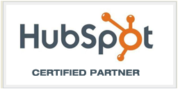 Crocodile Marketing's HubSpot certified partner badge