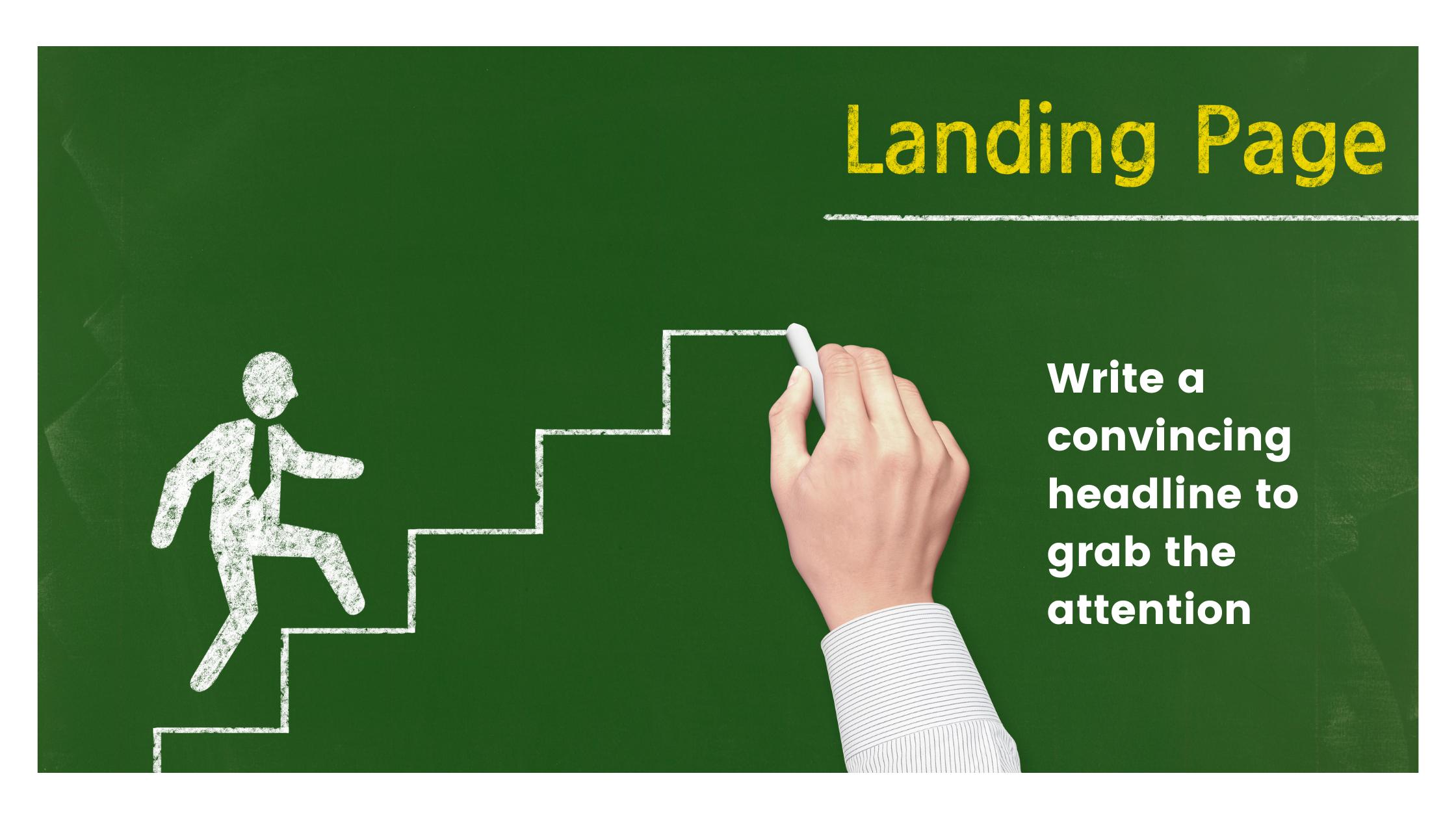 Write Faster Using These Amazing Landing Page Headline Formulas
